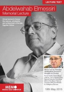 20150519_Abdelwahab-Elmessiri-Memorial-Lecture-Ronnie-Kasrils-cover